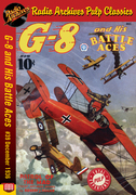 G-8 and His Battle Aces #39 December 1936 Patrol of the Mad