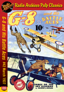 G-8 and His Battle Aces #42 March 1937 Fangs of the Sky Leopard