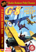 G-8 and His Battle Aces #44 May 1937 Flight of the Dragon