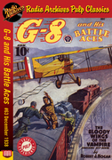 G-8 and His Battle Aces #63 December 1938 The Bloody Wings of the Vampire