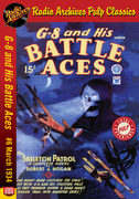 G-8 and His Battle Aces #6 March 1934 The Skeleton Patrol