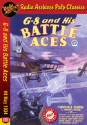 G-8 and His Battle Aces #8 May 1934 The Invisible Staffel