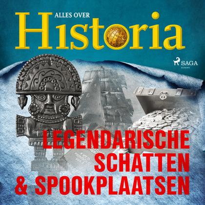 Legendarische schatten & spookplaatsen