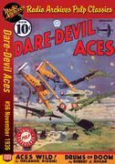 Dare-Devil Aces #56 November 1936