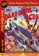 Dare-Devil Aces #86 May 1939