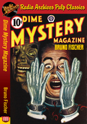 Dime Mystery Magazine - Bruno Fischer