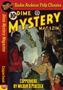 Dime Mystery Magazine - Copperhead