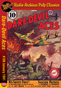 Dare-Devil Aces #106 January 1941