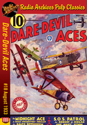 Dare-Devil Aces  #18 August 1933