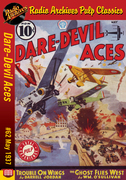 Dare-Devil Aces #62 May 1937