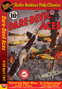 Dare-Devil Aces #109 April 1941