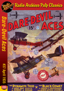 Dare-Devil Aces #37 April 1935