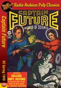 Captain Future #2 Calling Captain Future