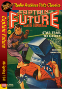 Captain Future #6 Star Trail to Glory