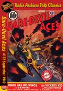 Dare-Devil Aces #102 September 1940