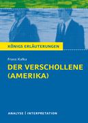 Der Verschollene (Amerika) von Franz Kafka.
