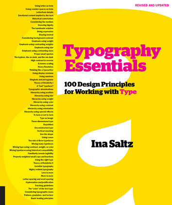 Typography Essentials Revised and Updated