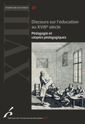Discours sur l'éducation au XVIIIe siècle