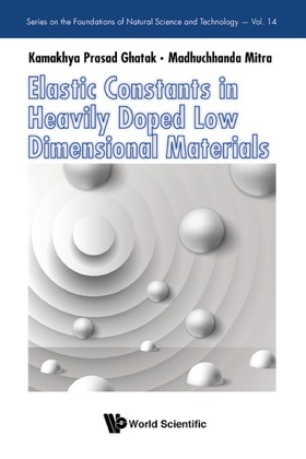 Elastic Constants in Heavily Doped Low Dimensional Materials
