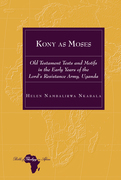 Kony as Moses