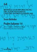 Psalm Salomo 14