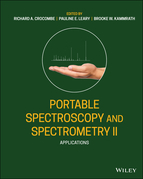 Portable Spectroscopy and Spectrometry, Applications