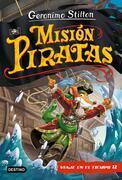 Misión Piratas. Viaje en el tiempo 12