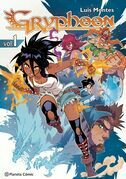 Planeta Manga: Gryphoon nº 01/06