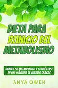 Dieta Para Reinicio Del Metabolismo