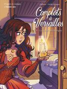 Complots à Versailles - Tome 4 - Le trésor des Rovigny