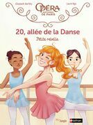 20, allée de la danse - Tome 4 - Petite rebelle