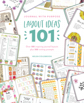 Journal with Purpose Layout Ideas 101