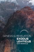 Genesis to Revelation: Exodus, Leviticus Participant Book