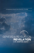 Genesis to Revelation: Revelation Participant Book