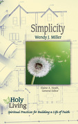 Holy Living: Simplicity