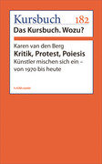 Kritik, Protest, Poiesis
