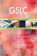 GSLC A Complete Guide - 2020 Edition