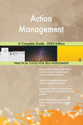 Action Management A Complete Guide - 2020 Edition
