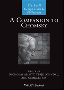 A Companion to Chomsky