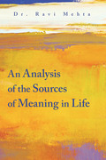 An Analysis of the Sources of Meaning in Life