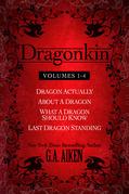 Dragonkin Bundle Books 1-4
