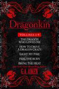 Dragonkin Bundle Books 5-9
