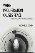 When Proliferation Causes Peace