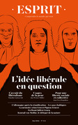 Esprit - L'idée libérale en question