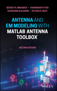 Antenna and EM Modeling with MATLAB Antenna Toolbox