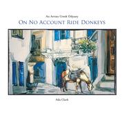 On No Account Ride Donkeys