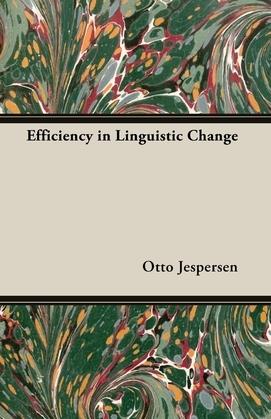 Efficiency in Linguistic Change