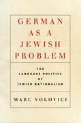German as a Jewish Problem