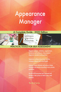 Appearance Manager A Complete Guide - 2020 Edition