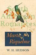 Marta Riquelme (South American Romances)